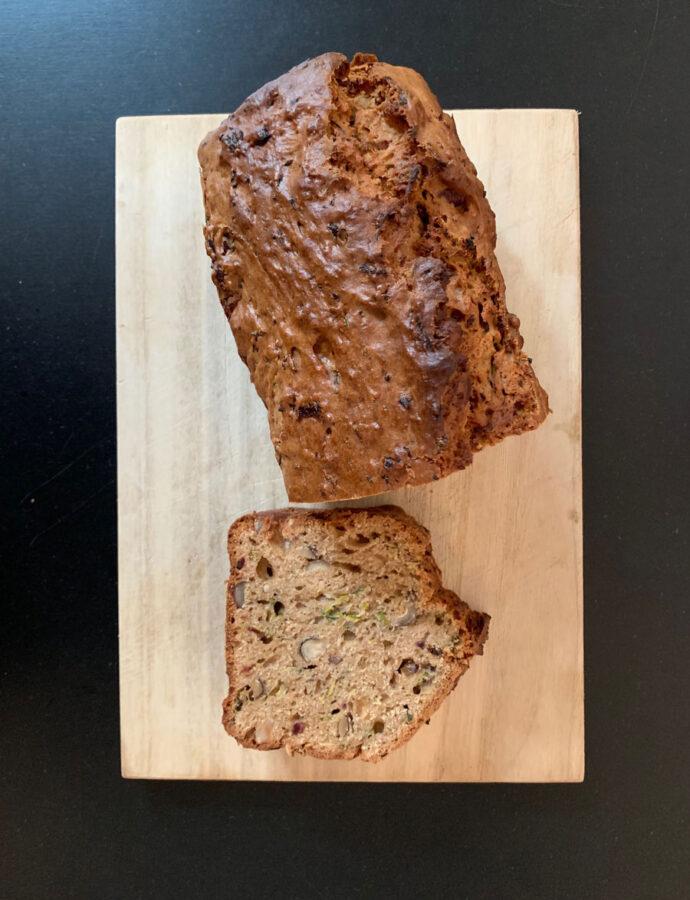 Sarahs Zucchini Brot